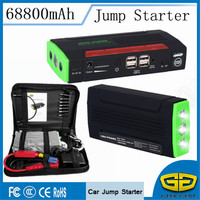 Emergency Car Jump Starter 68800mAh Super Starting Device Power Bank 12V Charger For Car Battery Booster