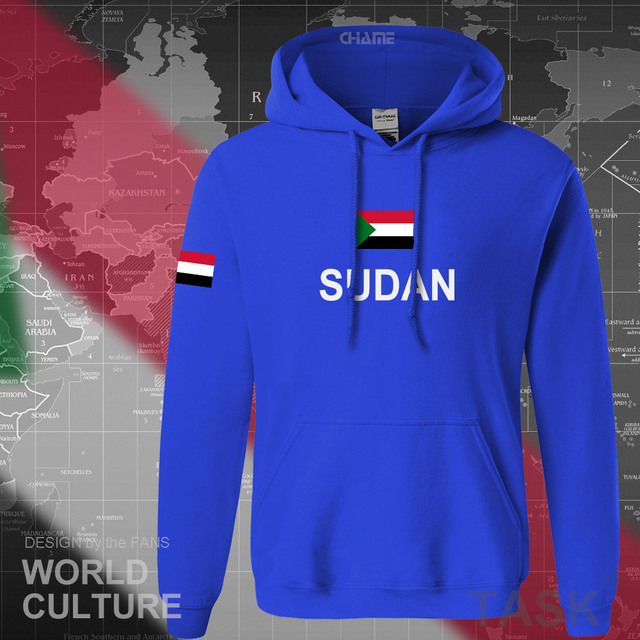 orth Sudan Sudanese hoodies men sweatshirt sweat new hip hop streetwear tracksuit nation footballer sporting country SDN Islam 2