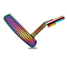 """Golf Putter 33 """"34"""" 35 """"Jekleni material Barvito nastavljiv protiutež razdelilni pokrivalo brezplačno pošiljanje"""