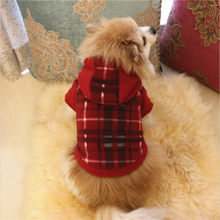 Small pet Warm Dog Puppy Outfit Pet dog Jacket Coat Winter Clothes Soft chihuahua clothes