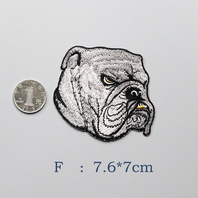 1 PCS Modelet e Kafshëve Cute Cute Patch Me Madhësi të Vogël Qen - Arte, zanate dhe qepje - Foto 5