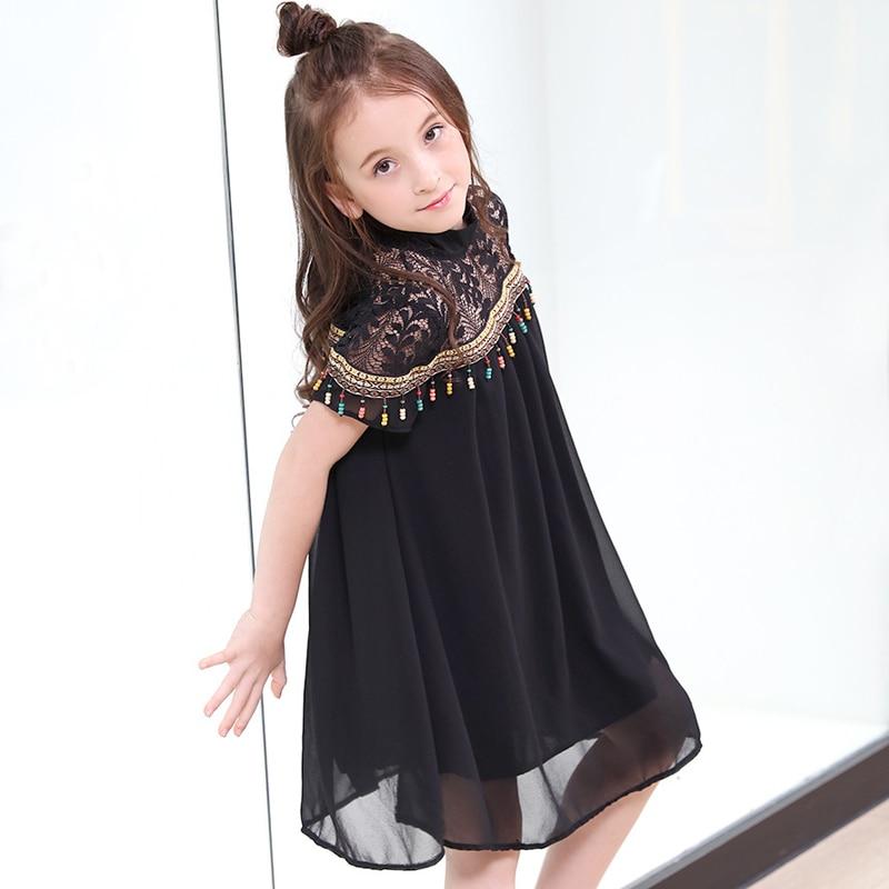 Aliexpress.com : Buy teen girl party dress kids chiffon ...