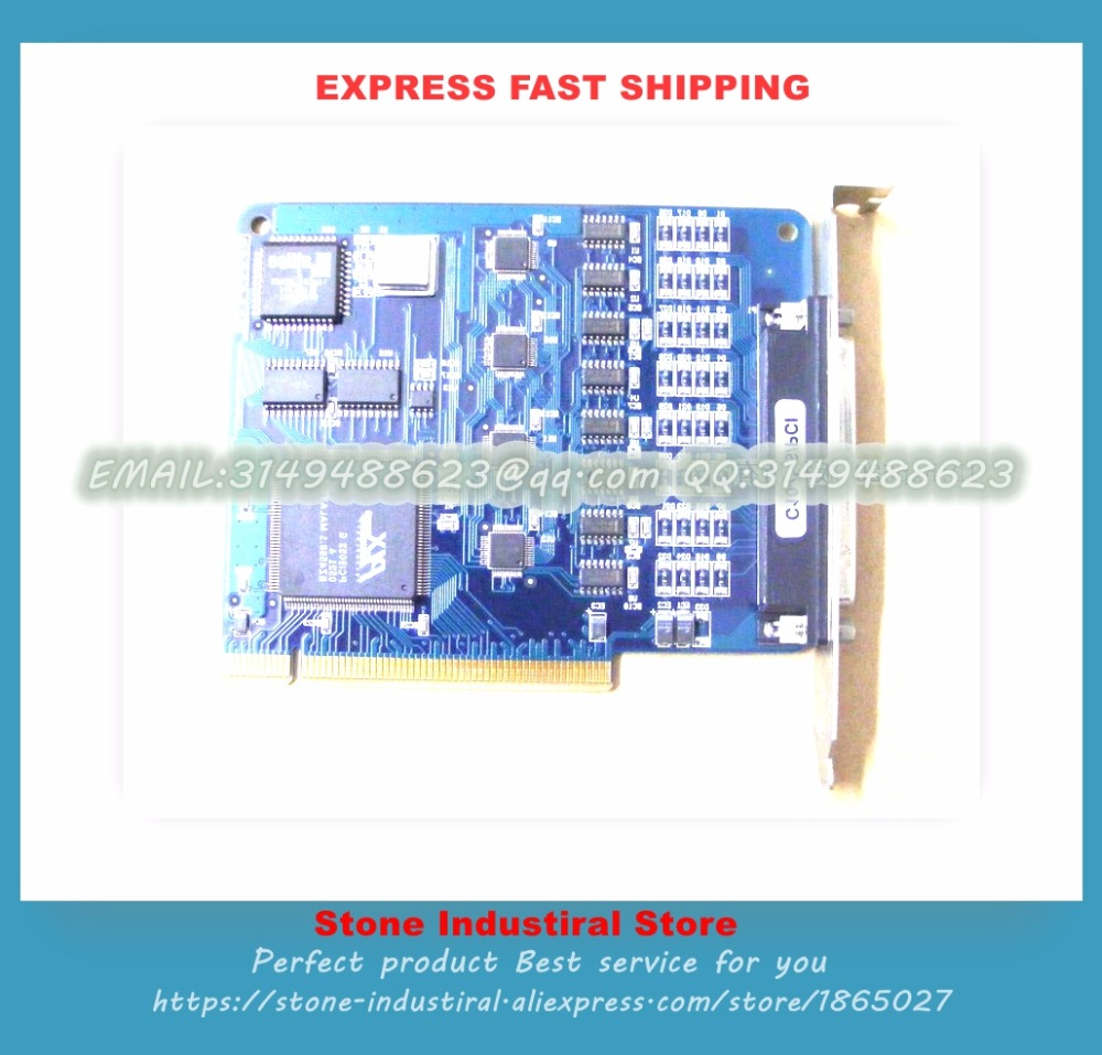 C104HS / PCI port intelligent RS-232 PCI -type multiport serial cards Surge  100% test good quality уголок оц бел 40x40x15