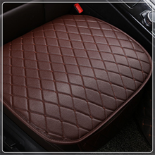 Universal leather car seat cushion protection pad interior accessories for Peugeot 206 307 406 407 207 208 308 508 2008 3008 car seat gap padding seam plug aperture leak proof pad protective case for peugeot 3008 5008 307 206 207 208 308 408 406 407 508