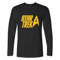New Star Trek T Shirt Men Hip Hop Tee Harajuku Spock Live Long And Prosper Long