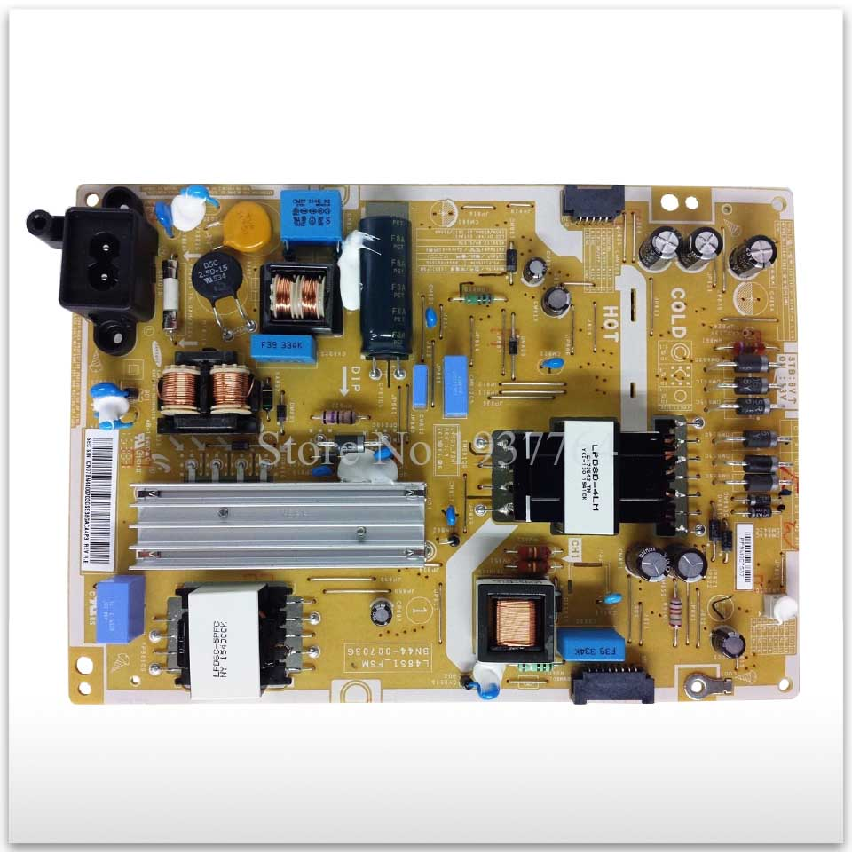 Original used board L48S1_FSM Power Supply Board BN44-00703G BN44-00703A board chilenxas autumn winter large size 35 45 leather men casual shoes lace up breathable lovers height increasing fashion waterproof