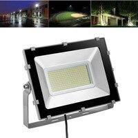 New LED Floodlight 200W 16000LM 220 240V Flood Light LED Lamp SMD 5730 396LED Spotlight Billboard Building Wall Outdoor Lighting