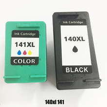 For HP 140 141 Ink Cartridge for HP Photosmart C5283 C4283 C4483 DeskJet D4263 D4363 OfficeJet J6413 J5783 profiline pl cb336he black для hp dj d4263 d4363 officejet j5783 j6413 photosmart c4283 c4483 c4583 c5283c d5363