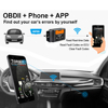 ELM327 V1 5 WIFI OBD2 Adapter PIC18F25K80 OBD 2 Scanner Car Auto Diagnostic-tool Scanner OBD EML327 for iPhone IOS WI-FI ELM 327 review