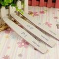 10 unids/lote 100/180 de doble cara Nail Art lijado archivos del almacenador intermediario para Salon UV Gel manicura de Pedicure herramientas envío gratuito