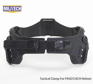 Image 4 - MILITECH NIJ IIIA 3A Tactical Bulletproof Visor for Helmet Ballistic Visor Bullet Proof Mask for ACH PASGT Ballistic Helmet