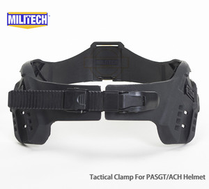 Image 4 - Militech nij iiia 3a 헬멧 탄도 바이저 용 전술 방탄 바이저 ach pasgt 탄도 헬멧 용 방탄 마스크