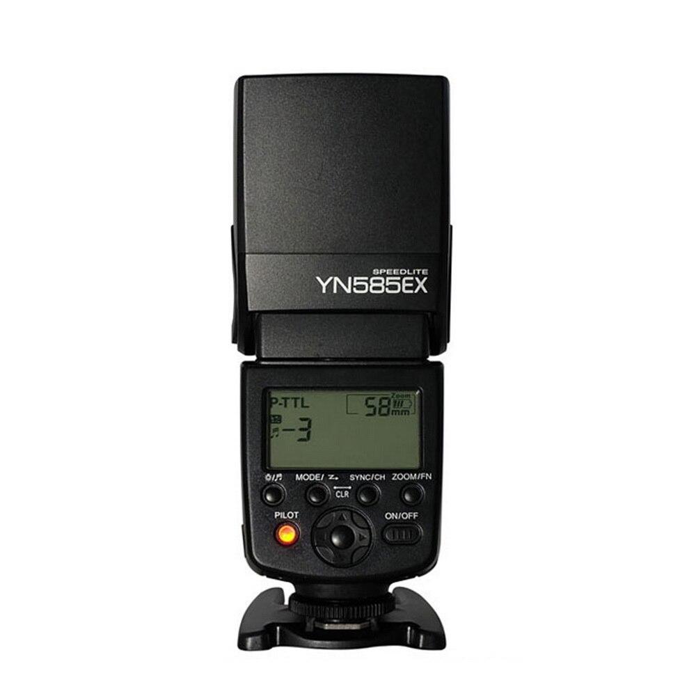 YONGNUO TTL Flash YN585EX for Pentax K70 K50 KS1 KS2 Digital Camera