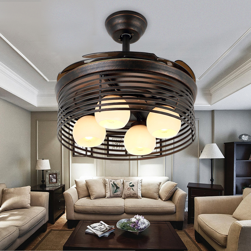 Bedroom ceiling fans with lights and remote attractive for Bedroom ceiling fans