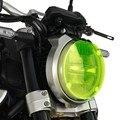 Мотоциклетные акриловые передние фары крышка экрана для Honda CB1000R CB650R CB 1000R CB 650R 2018-2019 - фото