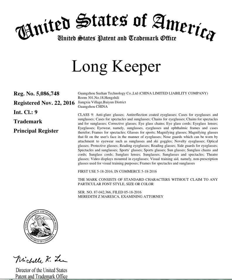 dc48fd943b Ανδρικά Γυαλιά Ηλίου UV400 Long Keeper – Reparo