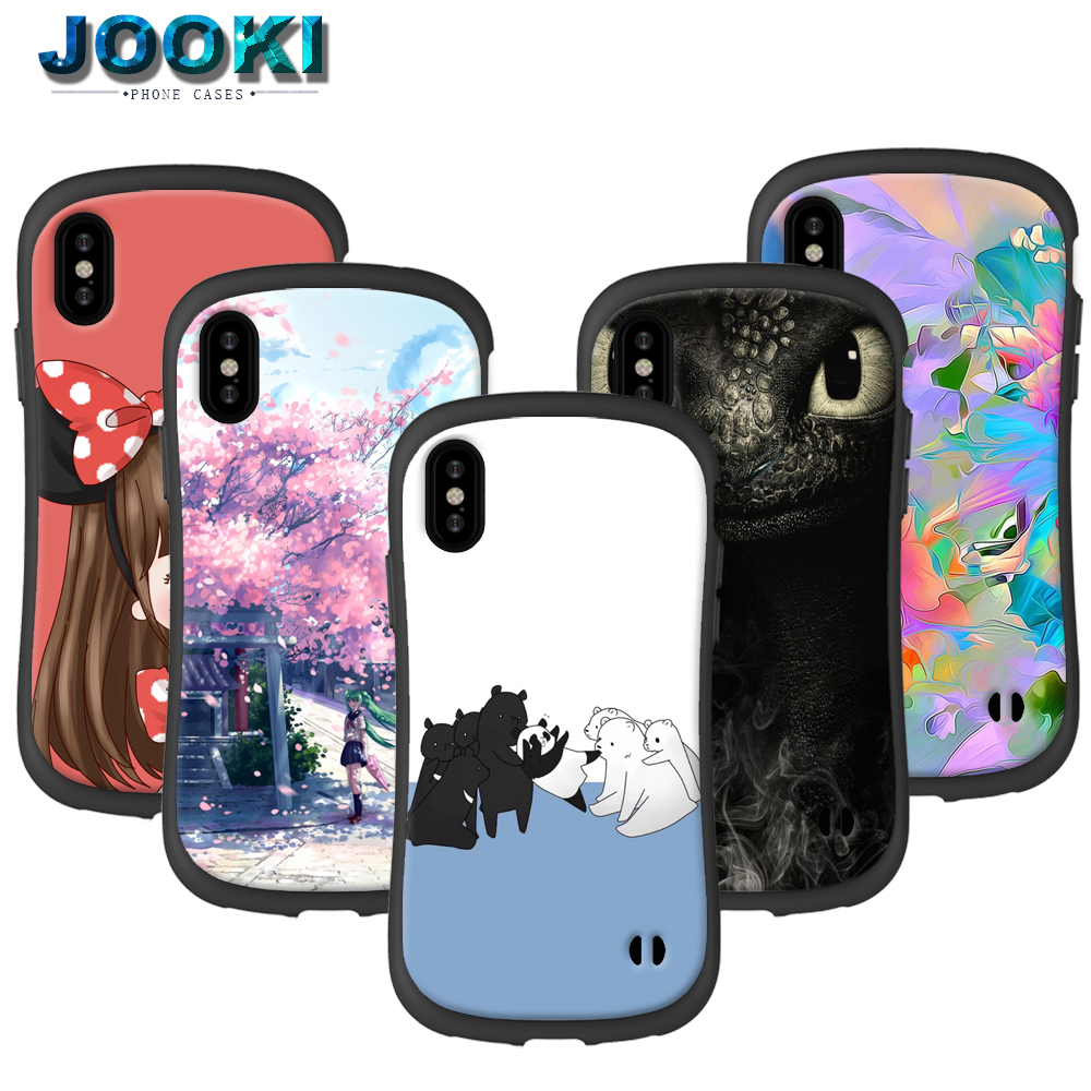 US $15 98 |JOOKI Custom Print Photo DIY Customize image Phone Case For  iphone X XS XS Max XR Back TPU Case-in Fitted Cases from Cellphones &
