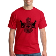 Oversized Tshirt Egyptian Style Hand Of Fatima Short Sleeve T Shirts Hot Sale Funny Geek T Shirts