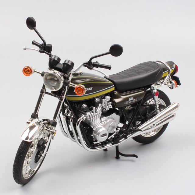 moto kawasaki vintage
