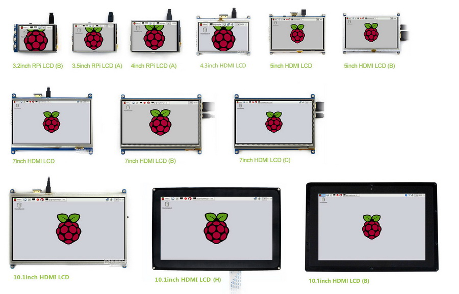 RPi LCD Comparing