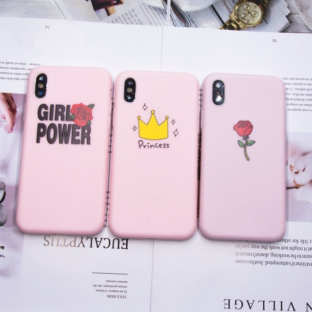 carcasa iphone 6 girl power