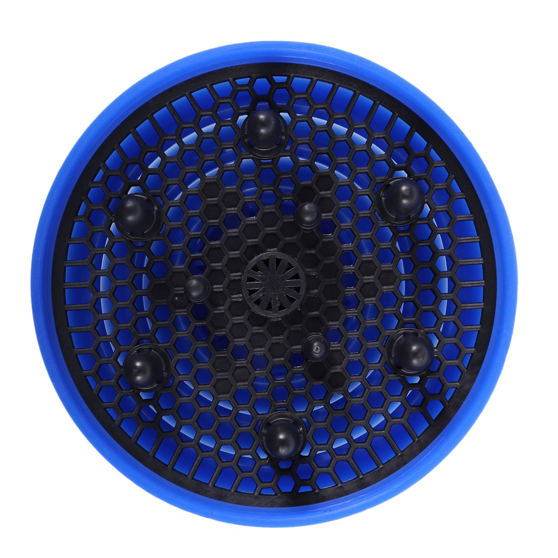 Модные Насадка На Фен крышка складной фен вытяжной вентилятор Парикмахерская вьющиеся Стайлинг, уход за волосами