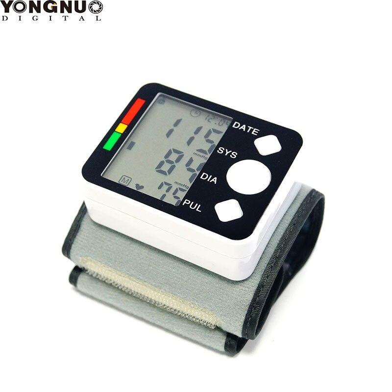 Medidor de Lcd-scherm Tensiômetro Digitale Tensiometro Manchet Tonômetro