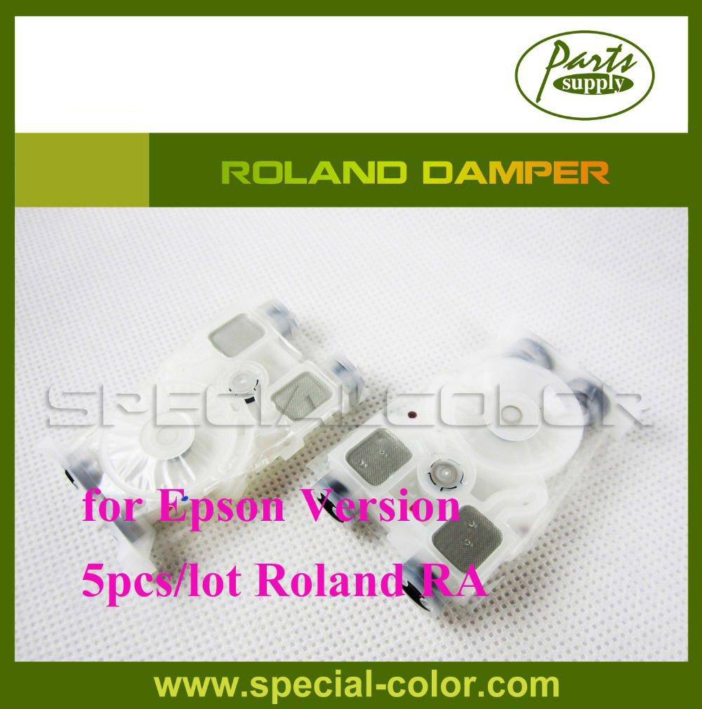 5pcs/lot Wholesales Roland RA640 Printer Damper DX7 Head Damper roland xf 640 wiper holder 1000010211