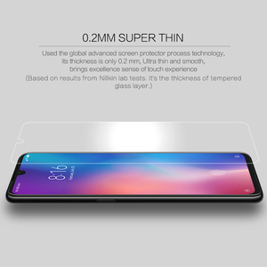 Image 2 - For xiaomi mi 9 glass Screen Protector 6.39 NILLKIN Amazing H/H+PRO CP+ XD 9H mi9 Tempered Glass Protector mi 9 for xiaomi glass