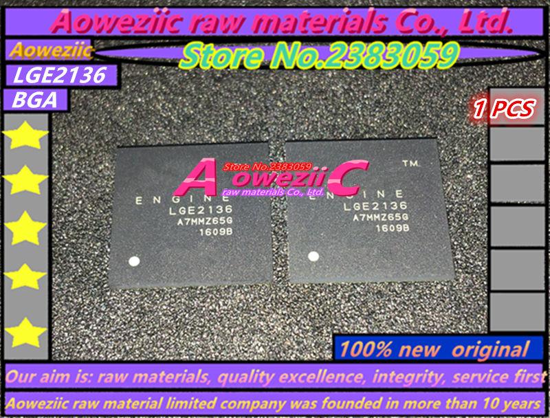 Aoweziic  100% New  Original  LGE2131 LGE2132  LGE2133  LGE2134  LGE2135  LGE2136  BGA  Liquid Crystal Chip
