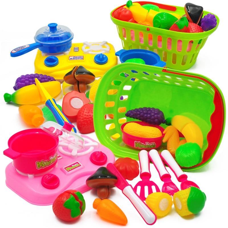La familia de la cocina de los niños juega los juguetes del - Juguetes clásicos - foto 4