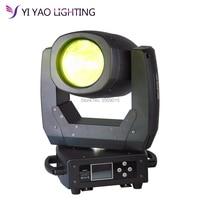 150 w Gobo 8 faceta prisma lente LED Moving Head wash feixe de Luz dmx Palco DJ|Efeito de Iluminação de palco| |  -