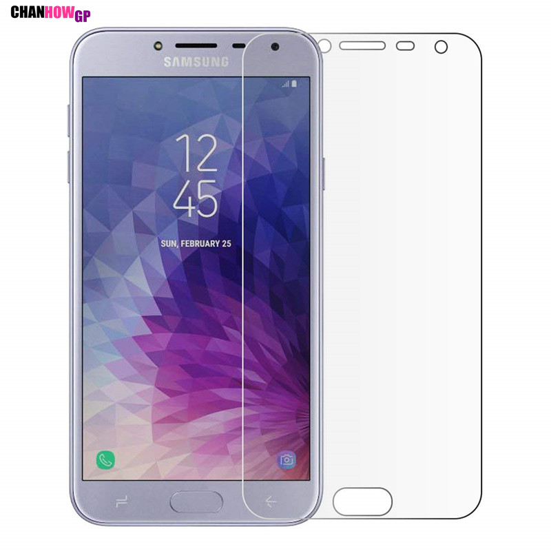 Tempered Glass For Samsung Galaxy J4 2018 On J400 J400F/DS Screen Protector Cover For Samsung J4 Protective Case Glass Sklo 9H