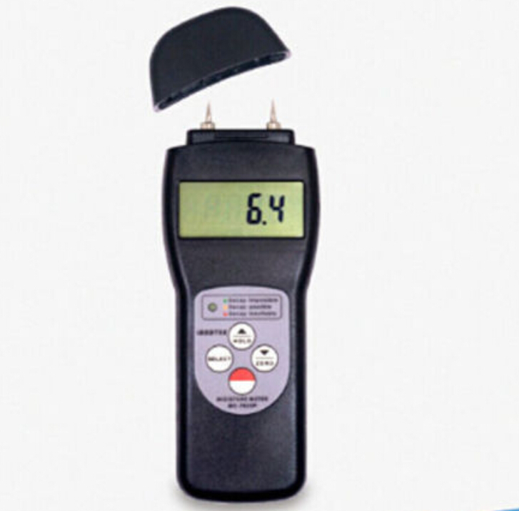 Multifunctional Moisture Meter MC-7825P Pin Type Moisture Meter MC7825P Portable Digital Wood Moisture Meter mc 7806 wood moisture meter detector tester thermometer paper 50% wood to soil pin