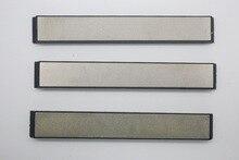 Apex rand spitzer Ruixin spitzer diamantschleifstein 150*20*5mm/5,9*0,78*0,2 zoll 200 #500 #800 # drei stücke ein satz