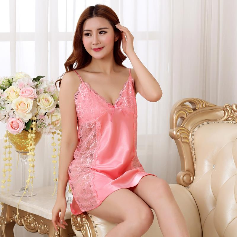Shop women's sleep shirts, nighties and nightgowns at Victoria's Secret. Browse cozy graphic styles and flirty lace trimmed slips for sleepwear for every occasion.