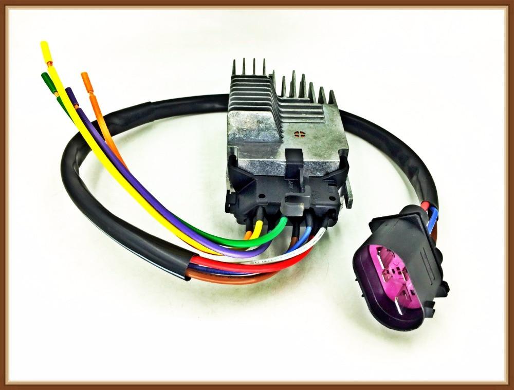 8E0959501AG RADIATOR FAN CONTROL MODULE Compatible fit For AUDI A4 A4 CABRIO/8E0959501G/8E0959501K/8E0959501AB radiator cooling fan relay control module for audi a6 c6 s6 4f0959501g 4f0959501c