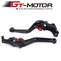 GT Motor F 18 H 250 Motorcycle Brake Clutch Levers For HONDA Black Spirit 2014 2016