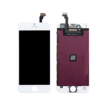 AAA Новый жк Мобильный телефон для iphone 7 Плюс 5.5 «дюймовый ЖК-Дисплей В Сборе С Дигитайзер Сенсорный Смартфон Экран Ассамблеи
