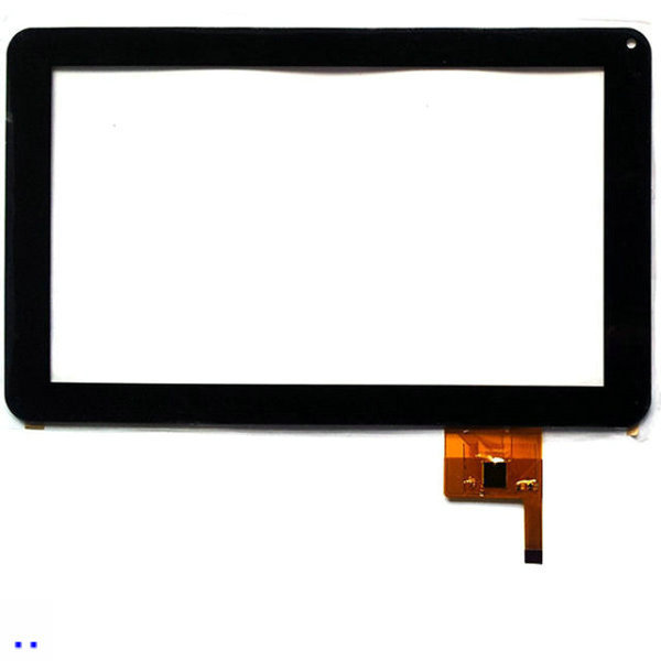 Black New 9 inch Blusens Touch 90B 90W Tablet 12pins touch screen panel Digitizer Glass Sensor replacement Free Shipping black new 9 inch supra m929 tablet touch screen panel digitizer glass sensor replacement screen film free shipping