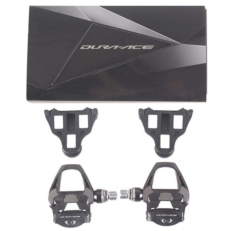 SHIMANO DURA-ACE 2017 NEW PD R9100 Self-Locking Road <font><b>Bike</b></font> Bicycle SPD <font><b>Pedals</b></font> with Cleats