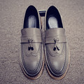 Люксовый бренд мужские острым носом платье обувь известный loafer мужской мужские торжественная одежда балет квартиры zapatos hombre оксфорд обувь для мужчины