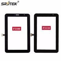 Srjtek 7 For Samsung Galaxy Tab 2 7 0 P3100 P3110 Touch Screen Panel Glass Sensor