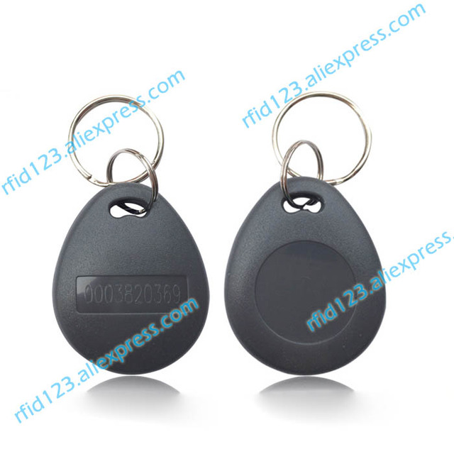 US $0 68 |HID Prox keyfob 125khz RFID proximity hid compatible access  control 26bit 1346-in IC/ID Card from Security & Protection on  Aliexpress com |