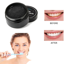 1 PCS Teeth Whitening Oral Care Charcoal Powder Natural Activated Charcoal Teeth Whitener Powder Oral Hygiene