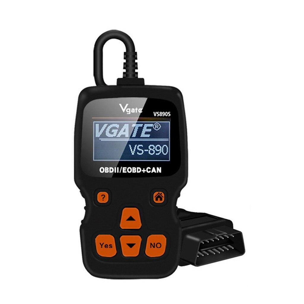Code Readers & Scan Tools Car Code Reader Launch Diagnostics Auto Scanner Obd2 Vgate VS890S Car Fault Diagnostic Tool May21