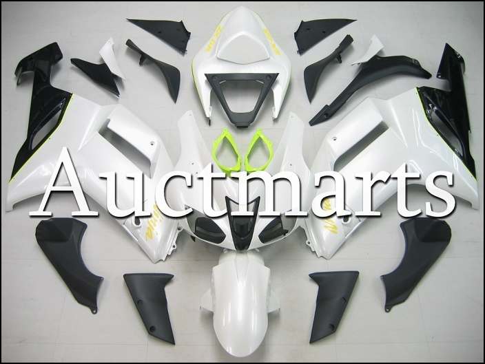 Fit for kawasaki ZX-6R 2007-2008 high quality ABS Plastic motorcycle Fairing Kit Bodywork ZX6R 07-08 ZX 6R CB26 hot sales popular cowling for zx 6r 07 08 kawasaki ninja zx636 zx 6r 636 zx6r 2007 2008 nakano body fairings injection molding
