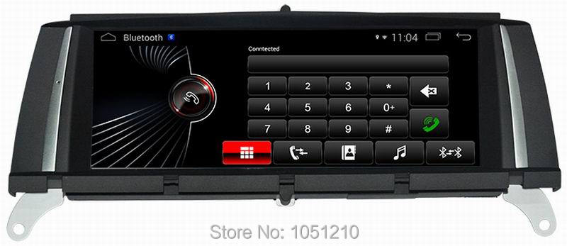 Ouchuangbo android 4 4 font b car b font stereo radio multimedia for X3 F25 2010