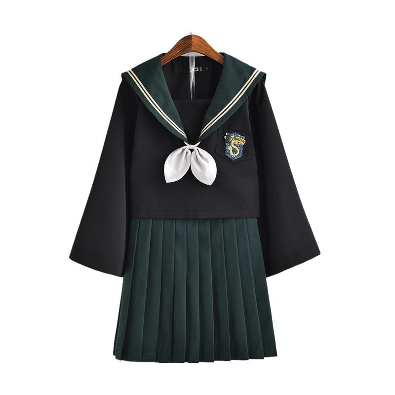 valeur formidable Royaume-Uni disponibilité grandes variétés Achat Anime Film Harry Potter Cosplay Costume JK Uniforme ...