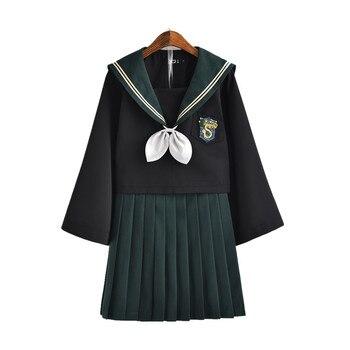 Anime Film di Harry Potter Costume Cosplay JK Uniformi Vestito per Studenti Laureati